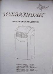 Klimagerät-Klimatronic