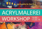 Workshop Acrylmalerei 15 03 bis