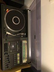 Plattenspieler unbenutzt von 1979