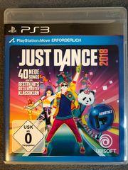 wie neu PS3 Just Dance -