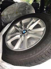 BMW-Winterreifen Doppelspeiche (