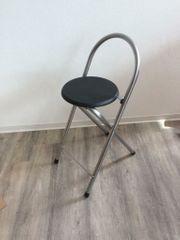 Stühle für Küchenbar klappbar Restposten