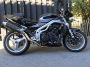 Auspuff Triumph Speed Triple