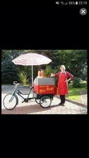 Hot Dog Trike
