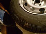 Continental Sommer Reifen 175x80R14T auf