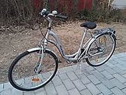 Damen Rad City Bike Alu