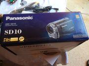 Panasonic HDC-SD10 EG-K Full HD-Camcorder