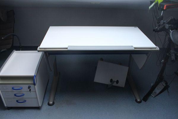 Schreibtisch rollcontainer von ankauf und verkauf anzeigen for Schreibtisch quoka