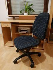 Schreibtisch Schreibtischstuhl auch einzeln erhältlich