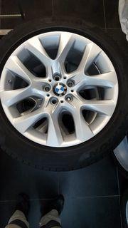 BMW X5 Winterreifen
