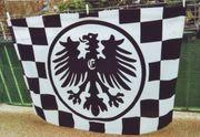 SGE Große Fahne s w