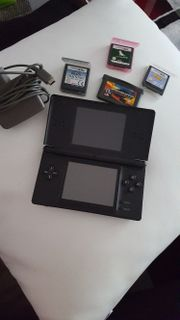 Nintendo ds + spiele