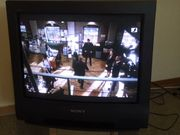Farbfernseher Röhrenfernseher