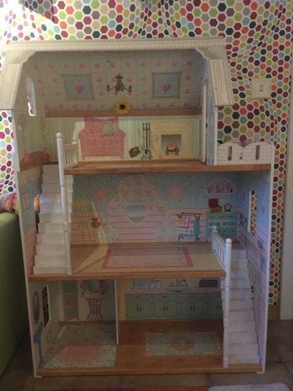 puppenhaus kinderzimmer gebraucht kaufen nur 4 st bis 75 g nstiger. Black Bedroom Furniture Sets. Home Design Ideas