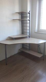 moderner Eckschreibtisch Schreibtisch
