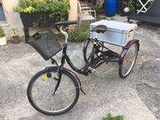 Kynast Dreirad Seniorenrad