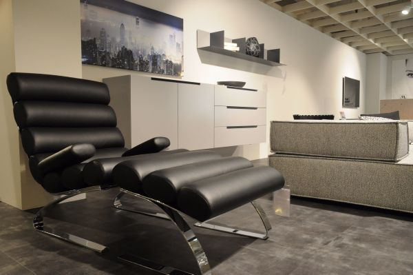Designer Sessel Der Firma Cor - Sinus - Ausstellungsstück In