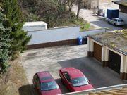 Geräumige Garage zu