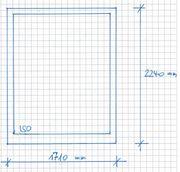 Fenster - Fixverglasungsrahmen