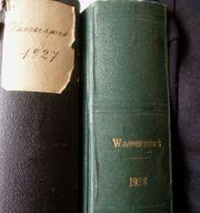2 Bücher Wassersport Rudern 1927
