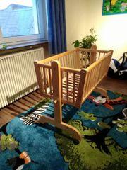 Baby Wiege/Beistellbett