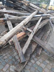 Altholz von Dachstuhl