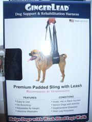 Hundetragehilfe Gehhilfe