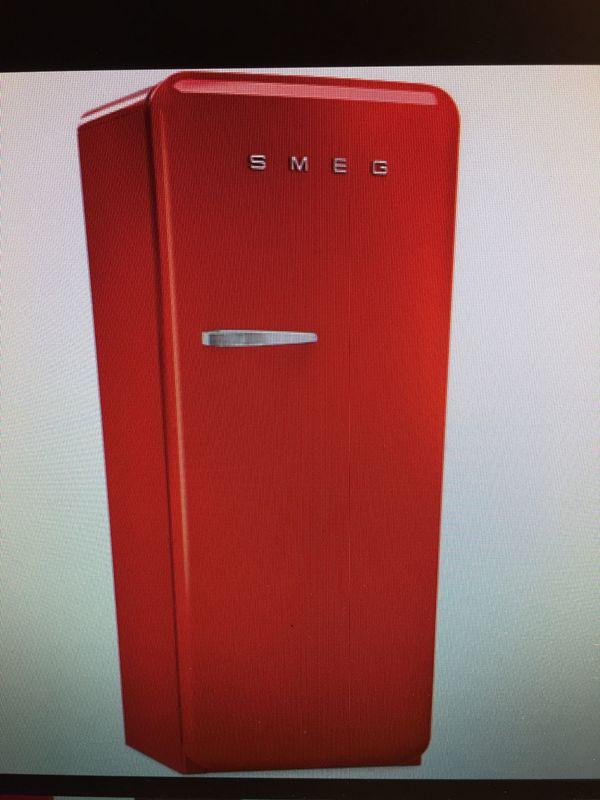 SMEG Retro Kühlschrank in Hemsbach - Kühl- und Gefrierschränke ...