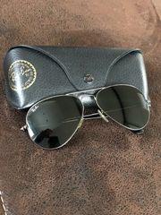 RayBan Sonnenbrille Aviator Large