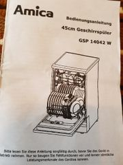 Nagel neue spühlmaschine zu verkaufen