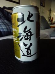 Bierdose aus Japan selten