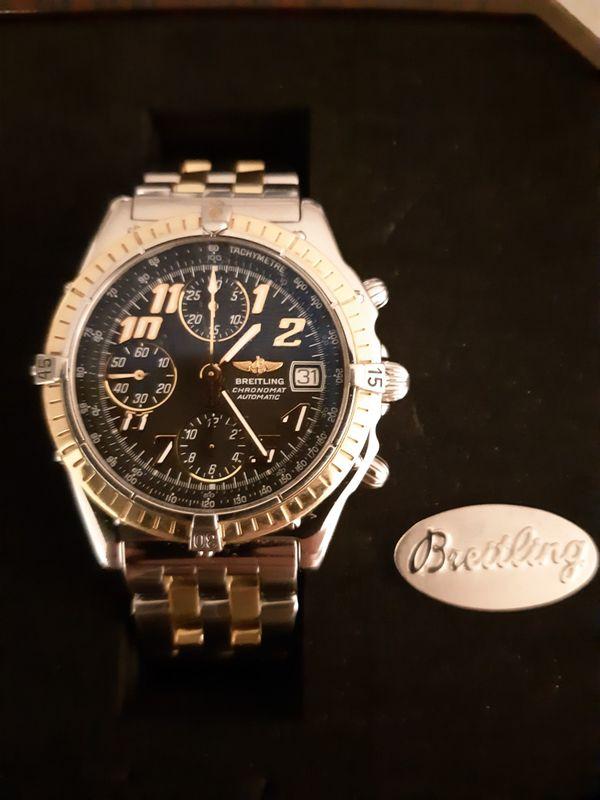 Herren-Armbanduhr BREITLING