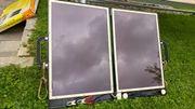 Mobile Solar Paneel