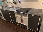 Gepflegte Ikea Küche