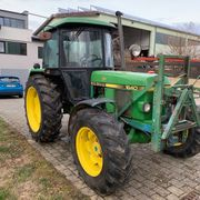 Schlepper Traktor John Deere 1640