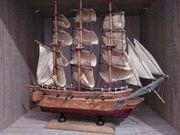 Schiffsmodell Historisch