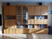 Wohnzimmerschrank, Schrankwand in