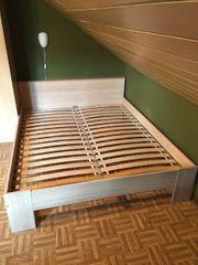 IKEA Bett 160x200cm incl 2