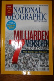 National Geographic - 12 Hefte
