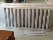 Gitterbett mit Umbauvariante zum Juniorbett