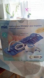 Whirlpool für die Badewanne