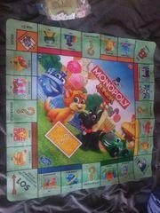 Monopoly Spielmatte gross