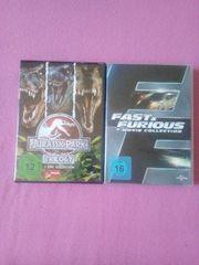 Dvd Boxen in guten Zustand