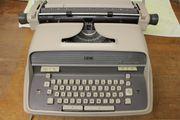 Schreibmaschnie IBM rebuilt