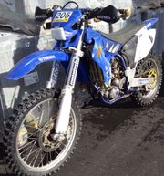 Yamaha WR450FT (2005)