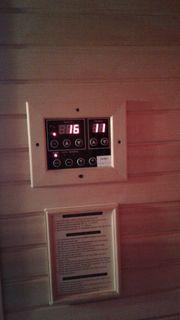 Infrarot Sauna für 3 Personen