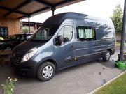 Wohnmobil Renault Master neuwertig
