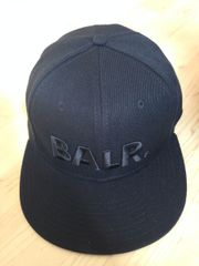 Mütze BALR schwarz NEU