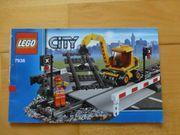 Lego 7936 Bahnübergang
