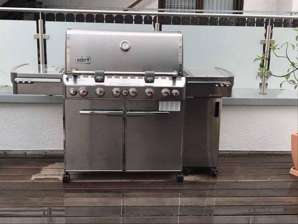 Weber Outdoor Küche Edelstahl : Outdoor kuche weber